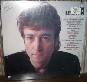 John Lennon Lp Nacional The Collection Ex Beatles