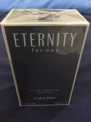 Loción Caballero Calvin Klein Eternity