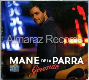 Mane De La Parra Girando Cd