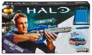 Mattel - Boom Co Halo - Covenant Carbine Con 6 Dardos