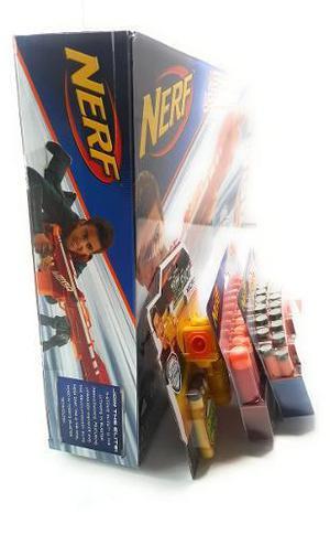 Nerf N Strike Elite Mega Series Centurion Bundle Con Offi...