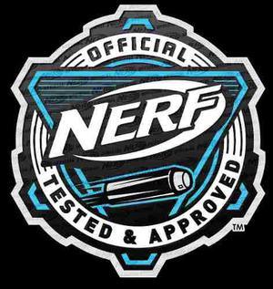 Nerf Oficial Jolt Blaster Con 75 Recargas De Dardo...