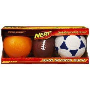Nerf Pro Shop Mini Sports Pack