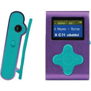 Reproductor Mp3 Player Fit Clip 4gb