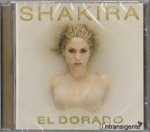 Shakira - El Dorado (cd Nuevo Y Sellado)