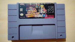 Super Mario Rpg Snes Original, Funciona Bien