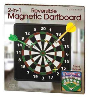 Tablero De Dardos Magnético Reversible De Westminster