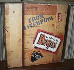 The Beatles Caja De 8 Lp´s Caja De Los Beatles Selecciones