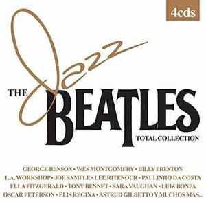 The Jazz Beatles Total Collection 4 Discos Cd
