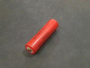 Una pila  recargable bateria  mAh