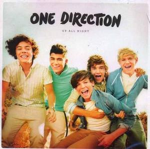Up All Night - One Direction 1d - Cd Disco - Nuevo