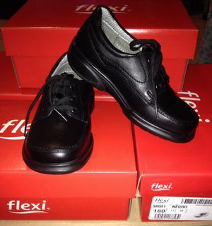 Venta Zapato de piel Escolar Negro - Nuevos