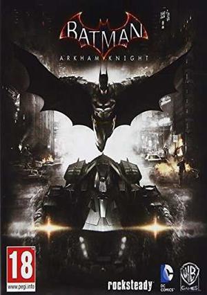 Videojuego Pc Batman Arkham Knight Juego