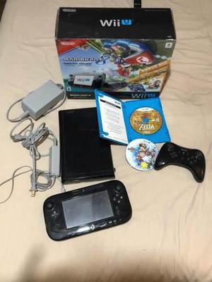 Wii U Edición Mario Kart 8 Deluxe 5 Juegos Incluidos