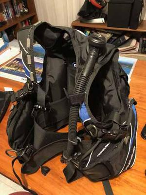 Bcd Cressy Travelight Scuba Buceo