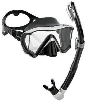Cabeza De Mares Scuba Snorkeling Máscara De Buceo Snorkel