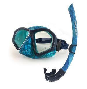 Combo Visor Y Snorkel Hammerhead Apnea Buceo Envío Gratis!!