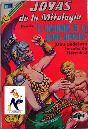 EDITORIAL NOVARO JOYAS DE LA MITOLOGIA