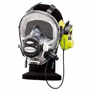 Kit G Diver Ocean Reef Mascara Con Gsm Receptor Para Buceo