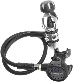 Regulador Ac2 Int/ Compact- Silver Cressi Buceo Envío