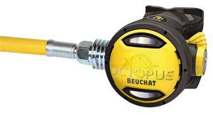 Regulador Beuchat Octopus V Rt2 Para Buceo Envío Gratis!!!
