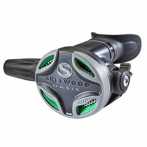 Regulador Oasis Int De Sherwood Para Pesca Sub Y Apnea