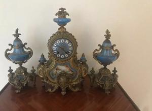 Reloj de chimenea y de repisa Frances Phillipe Mourey