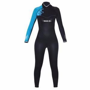 Traje Neopreno Alize Overall Mujer Beuchat 3mm Buceo