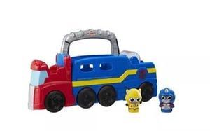 Transformers camion Donde esta Optimus Prime