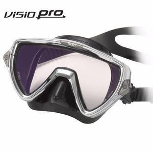 Visor Visio Uno Pro Tusa Para Buceo, Snorkeling Y Apnea