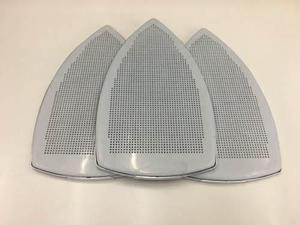 3 Piezas Zapato De Teflon P/ Plancha Industrial De Vapor