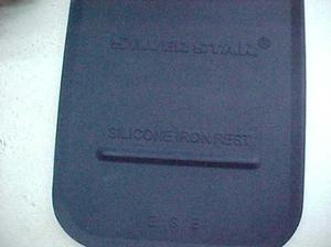 Base De Silicon Original Silverstar Para Plancha De Vapor