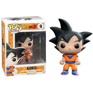 Funko Pop Goku 09 Original Exclusivo Saharis En Mexico