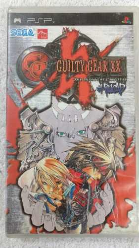 Guilty Gear Xx The Midnight Carnival Reload Para Psp Oferta!