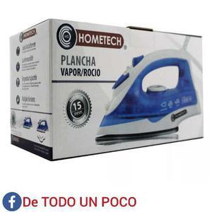 Hometech Plancha De Vapor/rocio