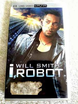 I Robot Yo Robot Psp Umd Nuevo Sellado De Fabrica Will Smith