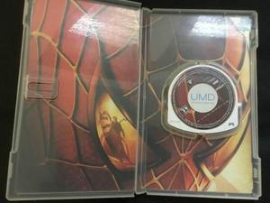 Juego De Psp Spider Man 2