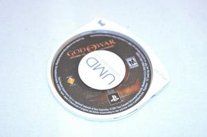Juego Para Psp Umd God Of War Chains Of Olympus Solo Disco