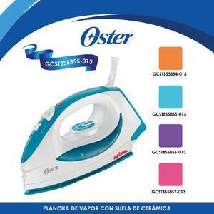 Plancha De Vapor Con Suelo De Cerámica Oster Gcstbs5855-013