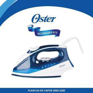 Plancha De Vapor Suela Cerámica Azul Oster Gcstsp6203-013