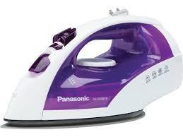 Plancha Panasonic Vapor Rocio Cerámica Guardacable Nie650cr