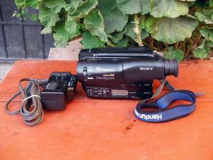Videocamara Sony Handycam Hi8 Ccd-tr)