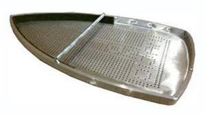 Zapato De Teflon Para Plancha De Vapor Industrial