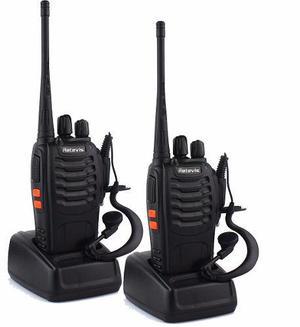 2 Radios Comunicación Portátil Retevis 2 Vías H-777 No