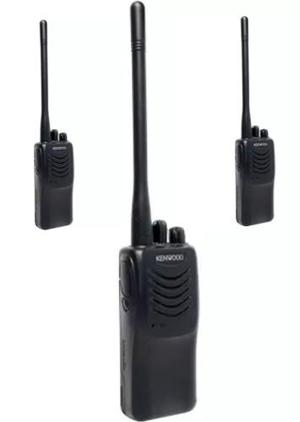 3 Radios Kenwood Tk 3000 Vhf Nuevos En Caja