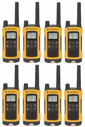 4 Kit Radios Motorola 56km* 35 Mi Puerto Micro Usb T400-4