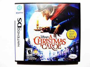 A Christmas Carol Disney Nuevo Nds - Nintendo Ds 2ds & 3ds