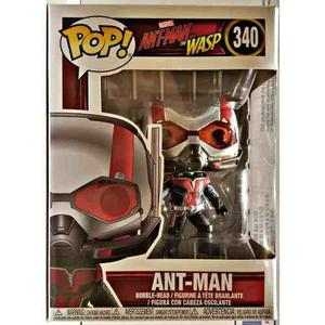 Ant Man Funko Pop Wasp Marvel No Chase 340 Infinity War