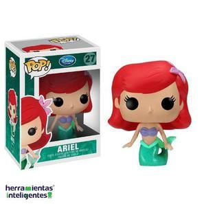 Ariel Sirenita Princesa De Disney Funko Pop