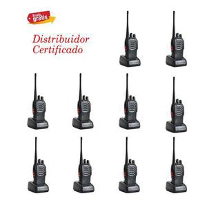 Baofeng Radio Bf-888s Walkie Talkie Uhf 400-470mhz Pack-10